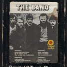 The Band - The Band 1969 CAPITOL T9 8-TRACK TAPE