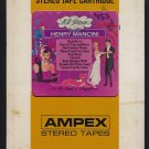 101 Strings - Henry Mancini Favorites 1970 AMPEX T4 8-TRACK TAPE