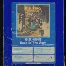 """B. B. King - """"Back In The Alley"""" The Classic Blues Of B.B. King 1973 GRT ABC T9 8-TRACK TAPE"""
