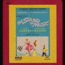 The Sound Of Music - Original Soundtrack 1965 RCA Quadraphonic T9 8-TRACK TAPE