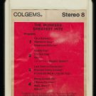 The Monkees - Greatest Hits 1969 COLGEMS T9 8-TRACK TAPE