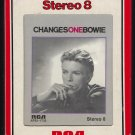 David Bowie - Changesonebowie 1976 RCA T9 8-TRACK TAPE