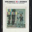 Elvis Costello - Taking Liberties 1980 CBS T10 8-TRACK TAPE