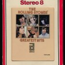 The Rolling Stones - 30 Greatest Hits 1977 RCA ABKCO T10 8-TRACK TAPE