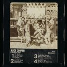Alice Cooper - Greatest Hits 1974 WB T10 8-TRACK TAPE