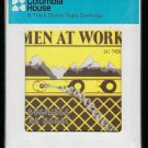 Men At Work - Business As Usual 1982 Debut CRC Sealed T10 8-TRACK TAPE