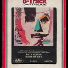 Billy Squier - Signs Of Life 1984 RCA CAPITOL T10 8-TRACK TAPE
