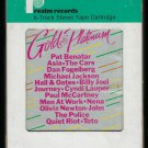 Gold & Platinum - Various Artists 1984 REALM T10 8-TRACK TAPE