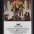 Kiss - Love Gun 1977 CASABLANCA C20 CASSETTE TAPE