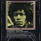Jimi Hendrix - The Essential Jimi Hendrix 1978 WB REPRISE Sealed T10 8-TRACK TAPE