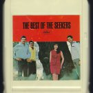 The Seekers - The Best Of The Seekers 1968 CAPITOL T11 8-TRACK TAPE