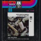 Wes Montgomery - A Day In The Life 1967 A&M C/O T11 8-TRACK TAPE