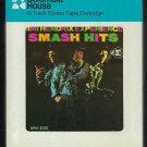 Jimi Hendrix - Smash Hits 1968 CRC REPRISE T10 8-TRACK TAPE