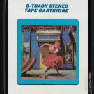 Cyndi Lauper - She's So Unusual 1983 Debut CRC PORTRAIT T10 8-TRACK TAPE