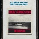 Bruce Springsteen - Nebraska 1982 CRC CBS T11 8-TRACK TAPE