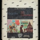 The Who - Magic Bus / The Who Sings My Generation 1974 MCA T11 8-TRACK TAPE