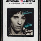 Bruce Springsteen - The River 1980 CBS T11 8-TRACK TAPE