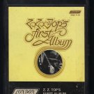 ZZ Top - ZZ Top's First Album 1971 Debut AMPEX LONDON T11 8-TRACK TAPE