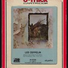 Led Zeppelin - Led Zeppelin IV ZOSO 1971 RCA ATLANTIC T11 8-TRACK TAPE