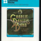 The Charlie Daniels Band - A Decade Of Hits 1983 CRC EPIC T11 8-TRACK TAPE