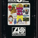 Super Hits Volume 3 - Various Compilation 1968 ATLANTIC T12 8-TRACK TAPE