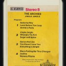 The Archies - Jingle Jangle 1969 RCA KIRSHNER T12 8-TRACK TAPE