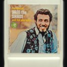 Sam The Sham And The Pharaohs - The Best Of 1966 AMPEX LEAR MGM T12 8-TRACK TAPE
