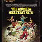 The Archies - Greatest Hits 1970 RCA KIRSHNER T12 8-TRACK TAPE