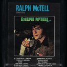 Ralph McTell - Streets 1975 WB T10 8-TRACK TAPE