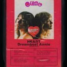 Heart - Dreamboat Annie 1975 Debut MUSHROOM First Edition T10 8-TRACK TAPE