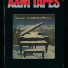 Supertramp - Even In The Quietest Moments 1977 A&M T11 8-TRACK TAPE