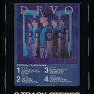 Devo - New Traditionalists 1981 WB T10 8-TRACK TAPE