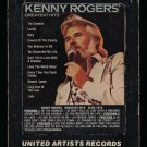 Kenny Rogers - Greatest Hits 1980 LIBERTY T11 8-TRACK TAPE