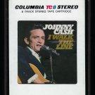 Johnny Cash - I Walk The Line 1964 CBS T11 8-TRACK TAPE