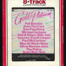 Gold & Platinum - Various Artists 1984 RCA REALM T11 8-TRACK TAPE