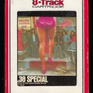 38 Special - Wild-Eyed Southern Boys 1980 RCA A&M T11 8-TRACK TAPE