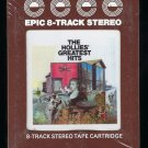 The Hollies - The Hollies' Greatest Hits 1973 EPIC T11 8-TRACK TAPE
