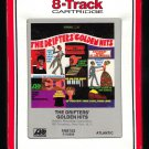 The Drifters - Golden Hits 1968 RCA ATLANTIC T11 8-TRACK TAPE