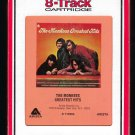 The Monkees - Greatest Hits 1972 RCA ARISTA T11 8-TRACK TAPE