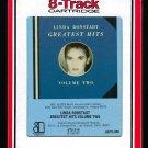 Linda Ronstadt - Greatest Hits Vol. 2 1976 RCA ELEKTRA T11 8-TRACK TAPE