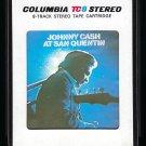 Johnny Cash - At Folsom Prison 1968 CBS T11 8-TRACK TAPE