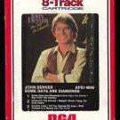 John Denver - Some Days Are Diamonds 1981 RCA T12 8-TRACK TAPE