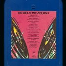 Hit 45's Of The 70's Volume 1 - Various Rock 1981 EPIC T10 8-TRACK TAPE