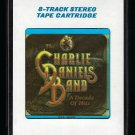 The Charlie Daniels Band - A Decade Of Hits 1983 CRC EPIC Sealed T11 8-TRACK TAPE