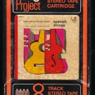 Enoch Light & The Light Brigade - Spanish Strings 1966 ITCC PROJECT3 T11 8-TRACK TAPE