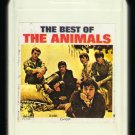 The Animals - The Best Of The Animals 1966 ITCC MGM T11 8-TRACK TAPE