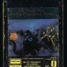 Moody Blues - On The Threshold Of A Dream 1969 DERAM Quadraphonic T11 8-TRACK TAPE