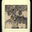 The Beatles - Revolver 1966 CAPITOL T9 8-TRACK TAPE