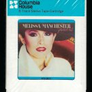 Melissa Manchester - Greatest Hits 1983 CRC ARISTA Sealed T9 8-TRACK TAPE