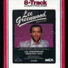 Lee Greenwood - Greatest Hits 1985 RCA MCA Sealed T9 8-TRACK TAPE